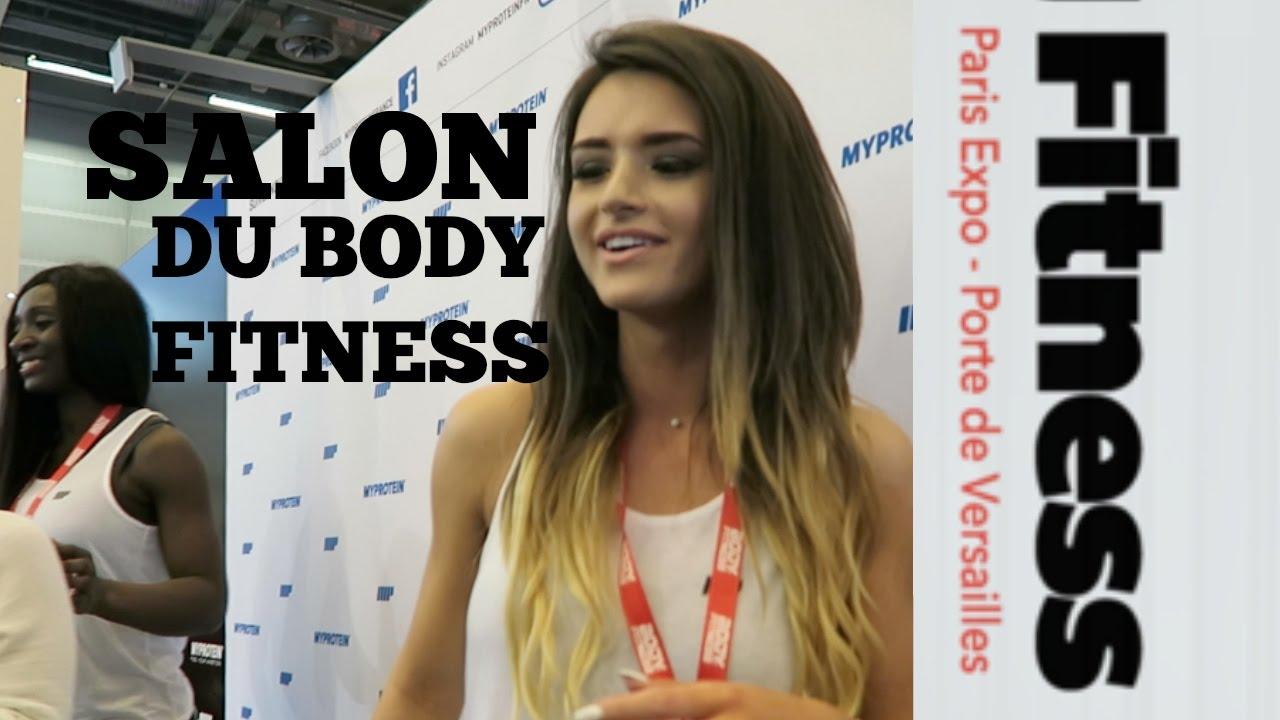 salon du body fitness 2017 youtube