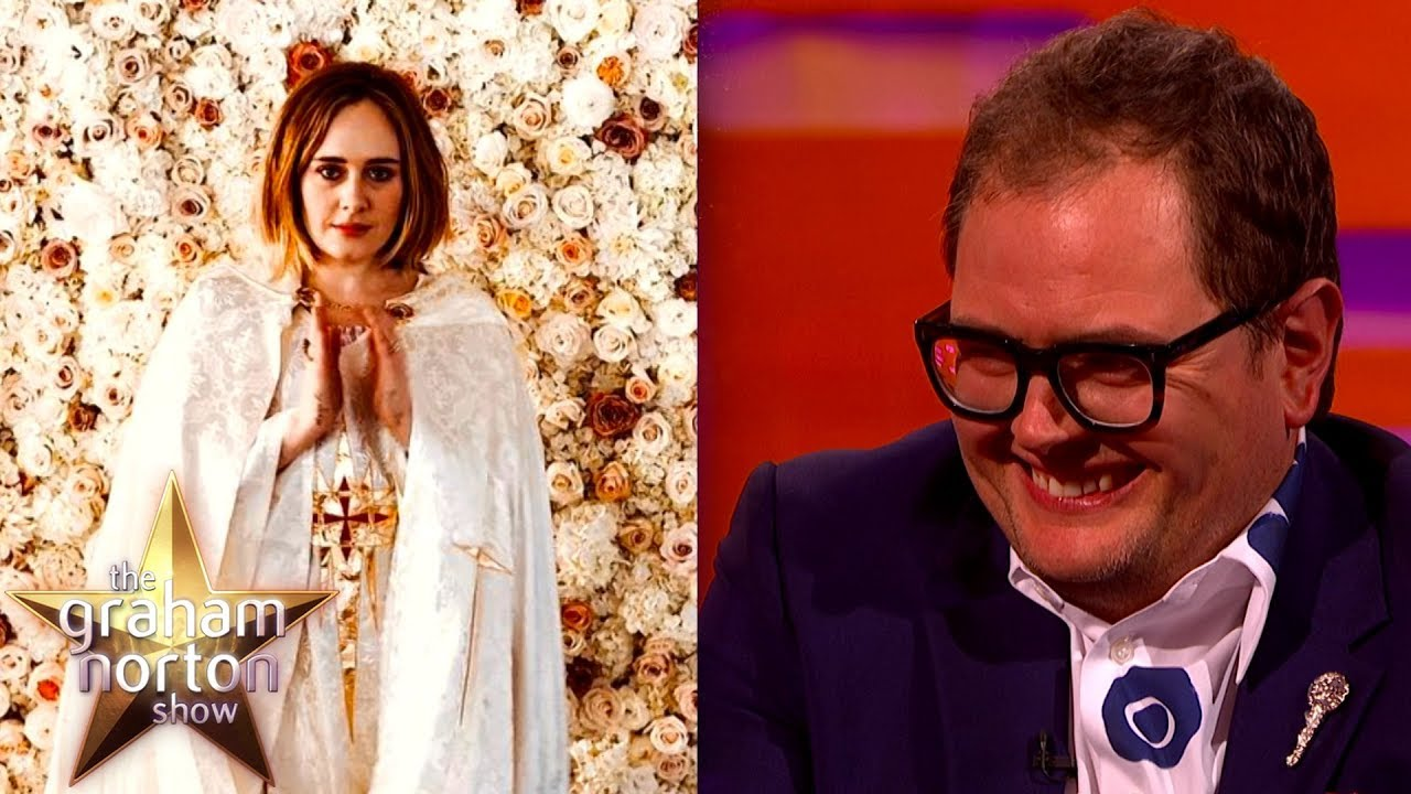 Adele Planned The Perfect Wedding For Alan Carr | The Graham Norton Show