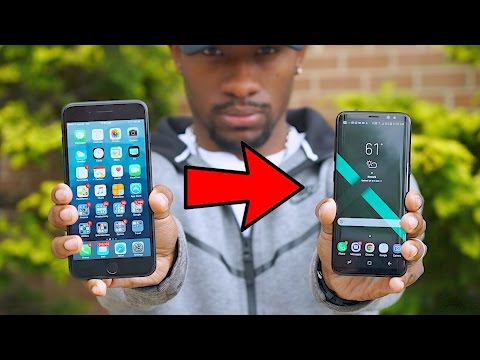 Switching from iPhone 7 Plus to Galaxy S8? Impossible?