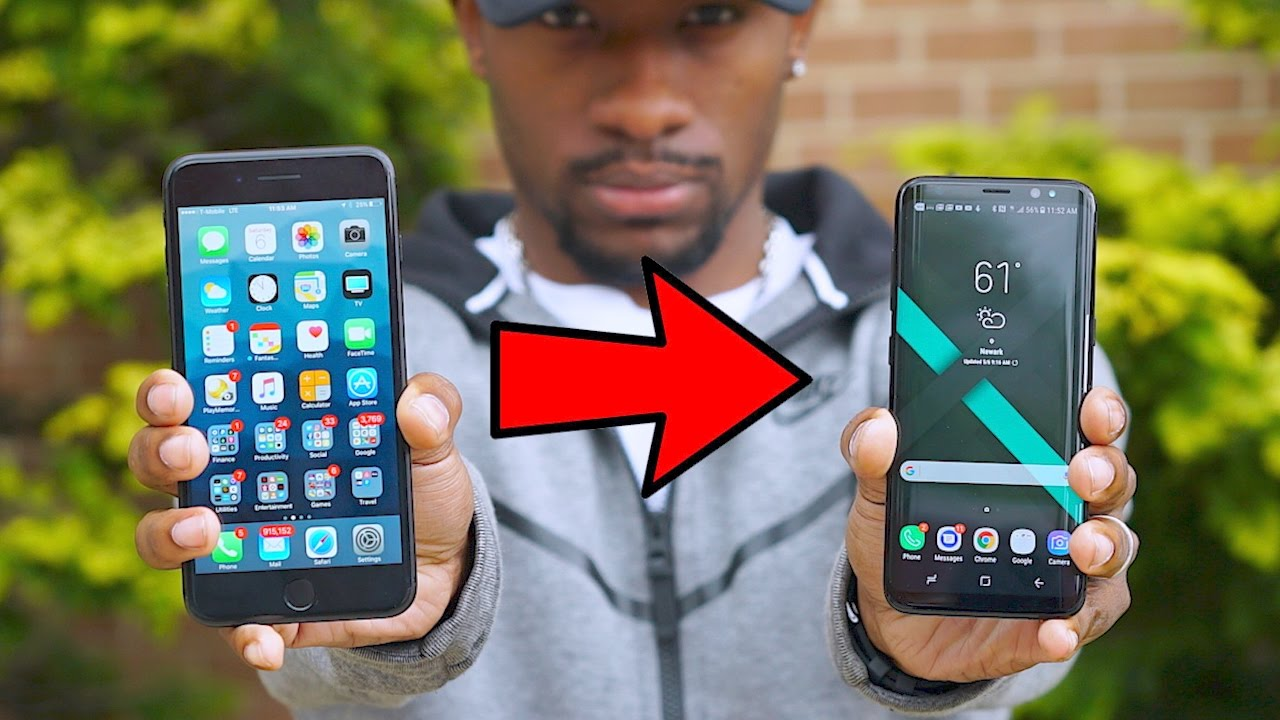 switching from iphone to galaxy switching from iphone 7 plus to galaxy s8 impossible 18050
