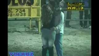 Repeat youtube video Baile Picante en el Jaripeo (Buenisimo) Zapata Mor.