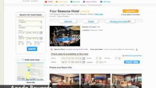 Agoda Hotel reservation site review