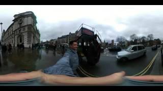 London Big Ben Parliament Square 360 with LG 360CAM