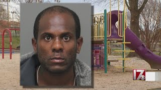 Raleigh man exposed his penis to toddler at Chavis Park, warrant says
