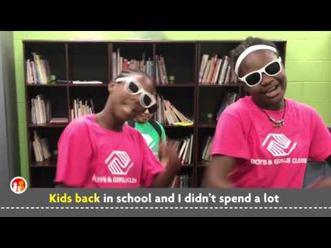 """""""Go Back-to-Cool"""" with Boys & Girls Clubs"""