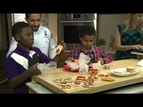 Basic baking class for young kids