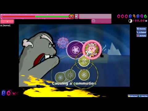 Let's Osu! [Part 7] [HD] Jonti Picking - Narwhals [Normal]