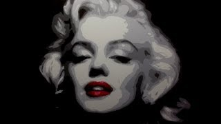 Marilyn Monroe speed painting by Red Diesel Studios