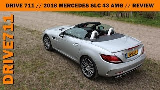 2018 Mercedes SLC 43 AMG // inside out review // Awesome!