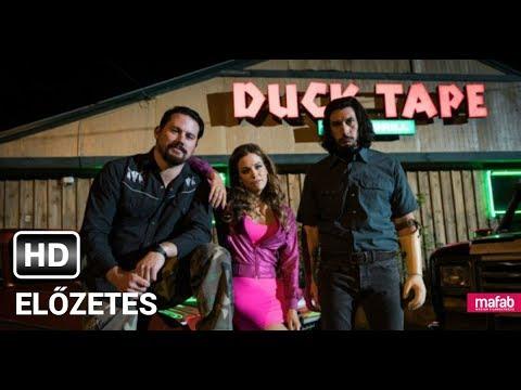 Logan Lucky - A tuti balhé - magyar szinkronos előzetes streaming vf