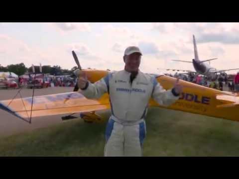 Full-Scale and RC Formation Aerobatics with Matt Chapman