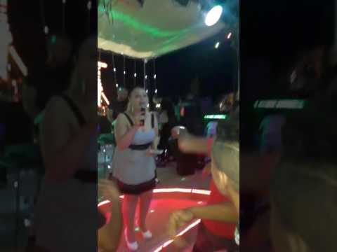 Maria La Blonde live Tunisie 2017