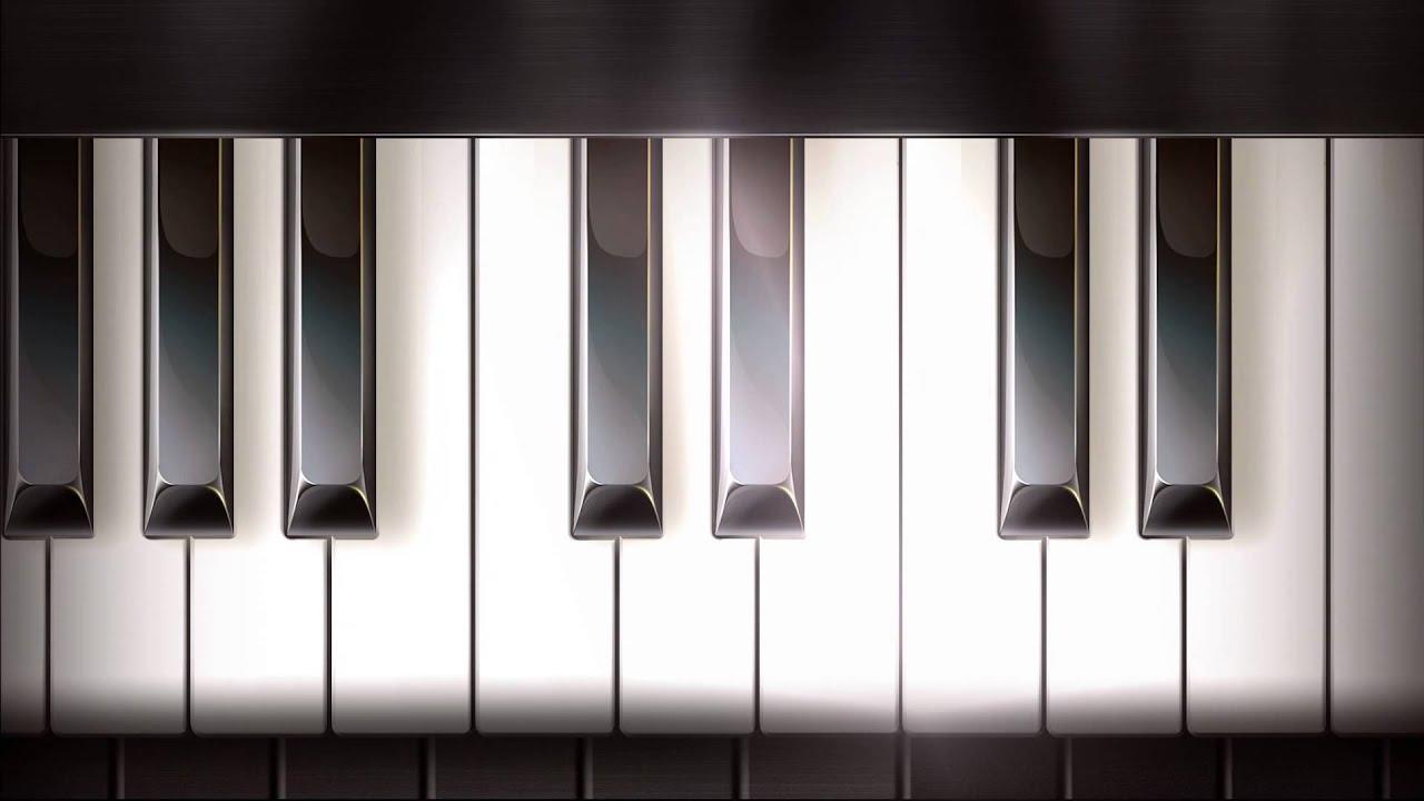 Клавиатура фортепиано изображение картинка