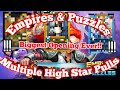 Empires & Puzzles 75+ ATLANTIS SUMMONS!! *BIGGEST OPENING EVER*  YOU GOTTA SEE IT TO BELIEVE IT!!