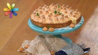 Творожный пирог с меренгой по рецепту мамы Жени Клопотенко – Все буде добре. Выпуск 780 от 24.03.16