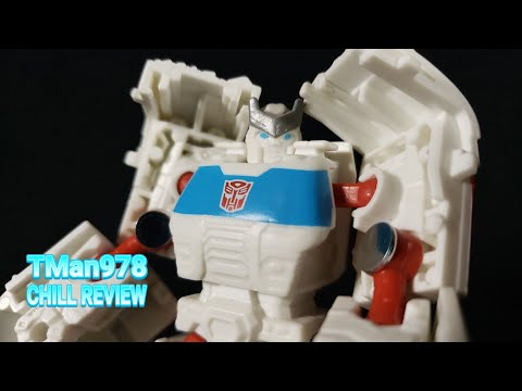 Transformers Authentics Ratchet CHILL REVIEW