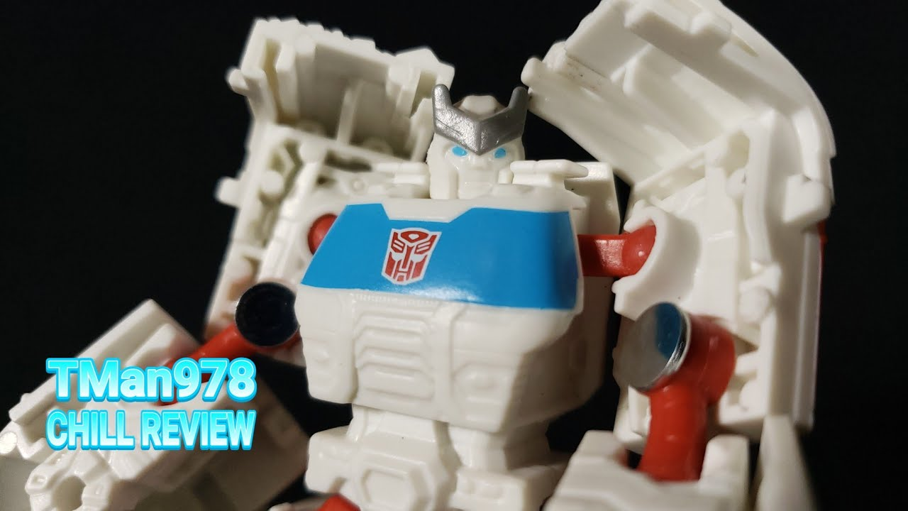 Transformers Authentics Ratchet CHILL REVIEW By TMan978