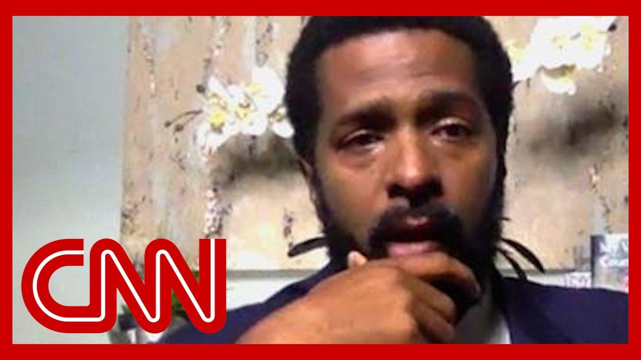 Van Jones, breaking down on CNN, invokes George Floyd's words ...