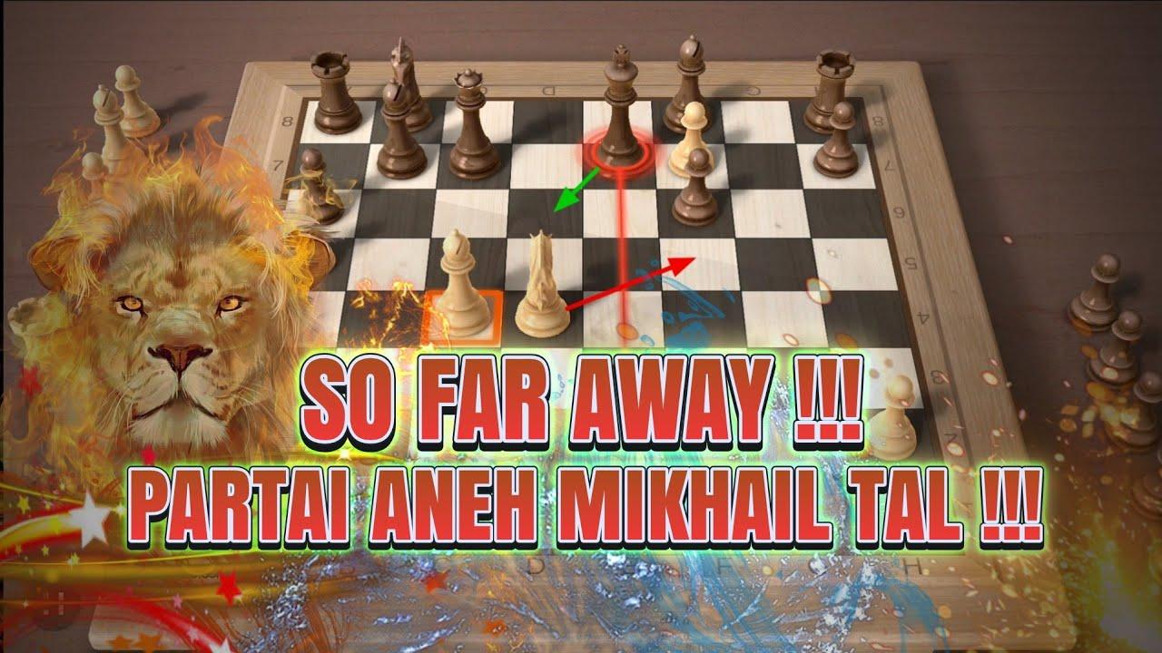 MIKHAIL TAL SANGAT RUMIT !!!
