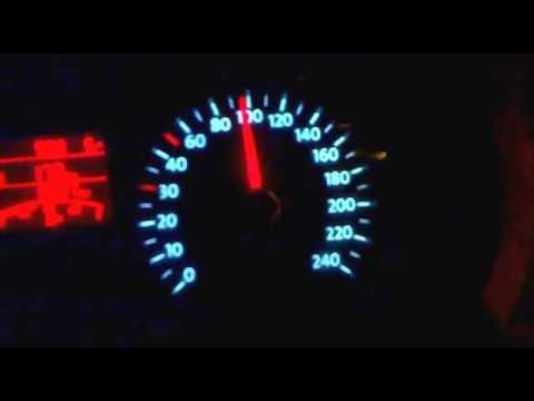 My VW Vento acceleration