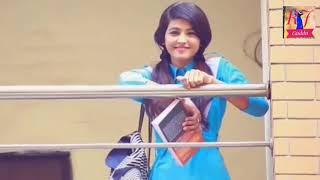 Maine payal hai chhankai | college age crush love story | college life love you song full video