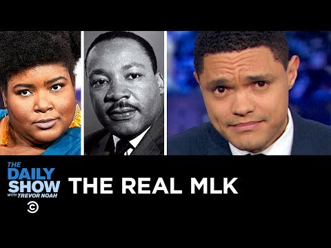 Martin Luther King Jr.: Not Just an Excuse for a Mattress Sale | The Daily Show