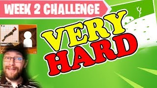 So Hard, So FUN, Legendary Rewards - Unreal Fortnite Week 2 - Got legendary survivor transform