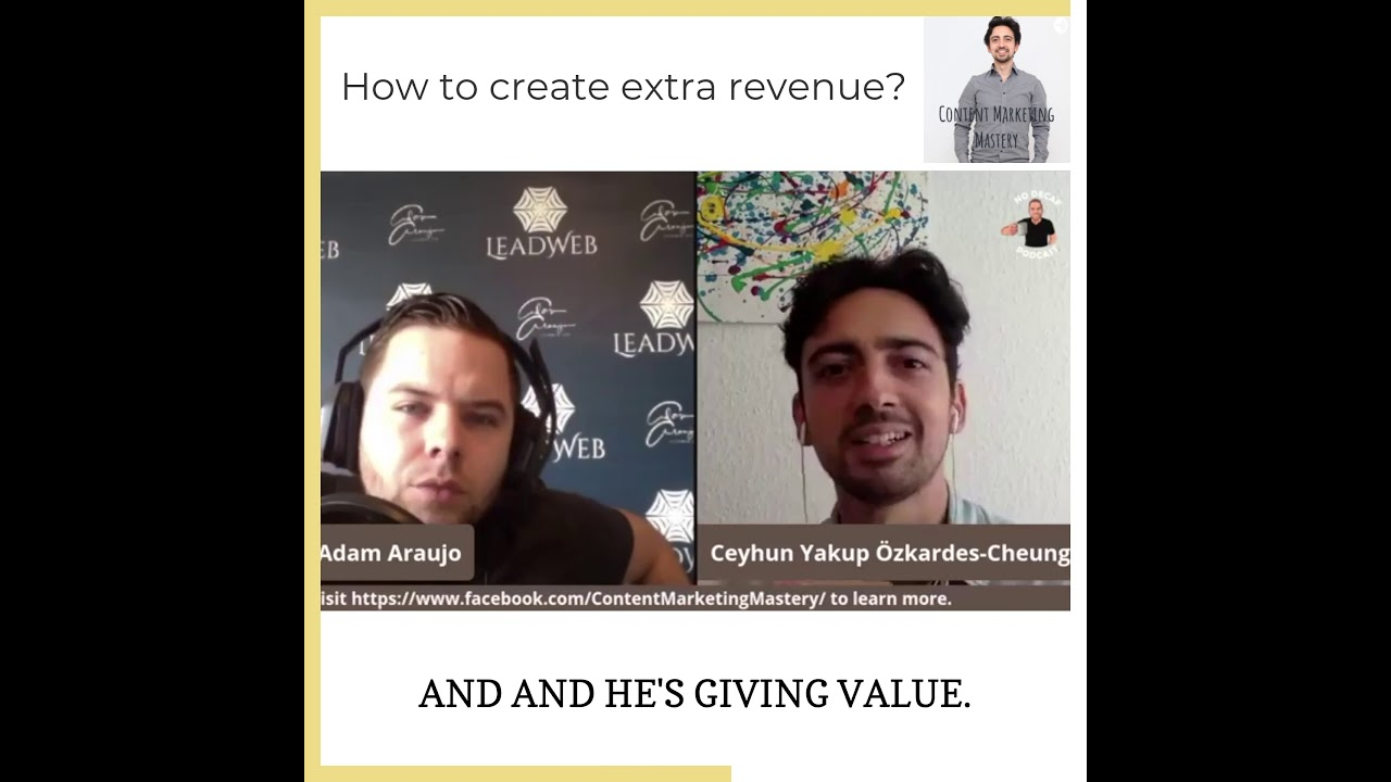 How to create extra revenue?