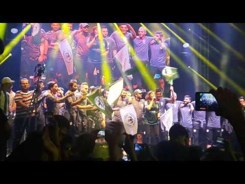 Burcu Güneş - AKDENİZ AKŞAMLARI / KONYASPOR Kutlamaları #2
