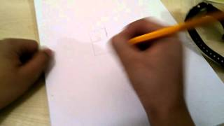 How to draw Rowley Jefferson from diary of a wimpy kid