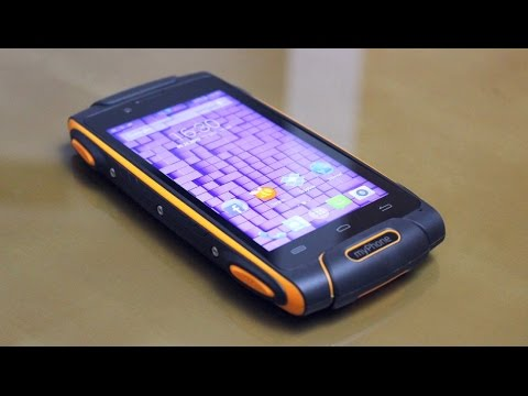 MyPhone Hammer Axe LTE - recenzja, Mobzilla odc. 232