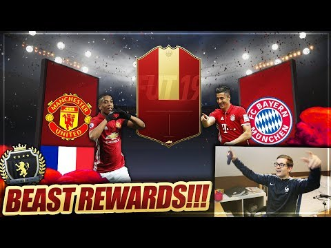 FIFA 19: UNGLAUBLICHE ELITE 1 FUT CHAMPIONS REWARDS!! 🔥🔥 FIFA 19 Ultimate Team Pack Opening