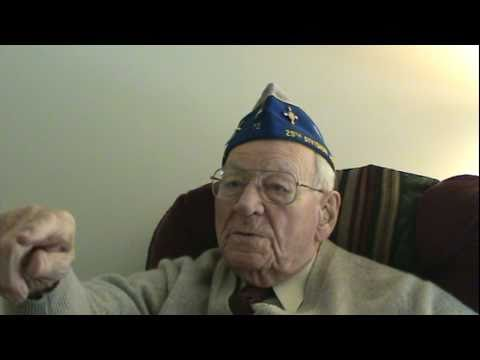 Bill Doyle - WWII Oral History -  D-Day through Hill 108