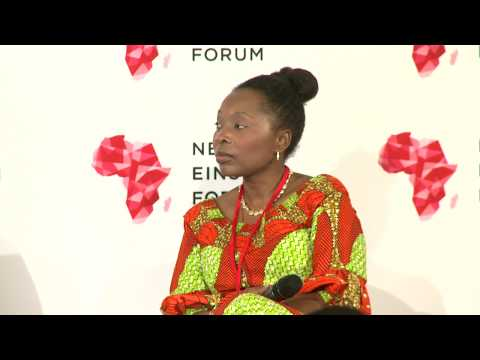 #NEF2018 Parallel Session: Smart Cities & Smart Systems in Africa: Challenges & Opportunities