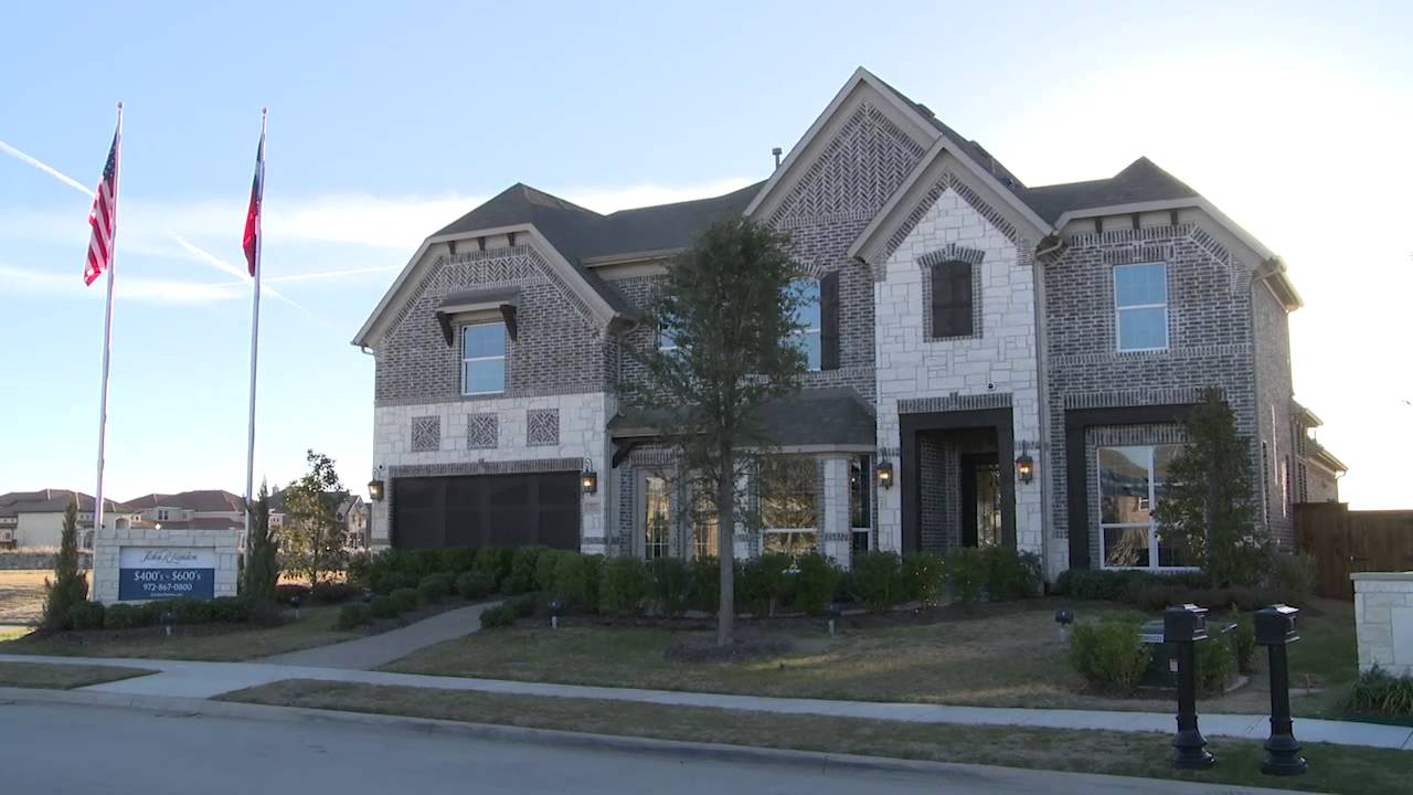 High Quality Landon Homes: Dallas Communities   YouTube