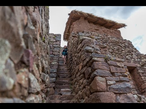 Adventuring Pisac - Day 6 - Peru Travel Vlog