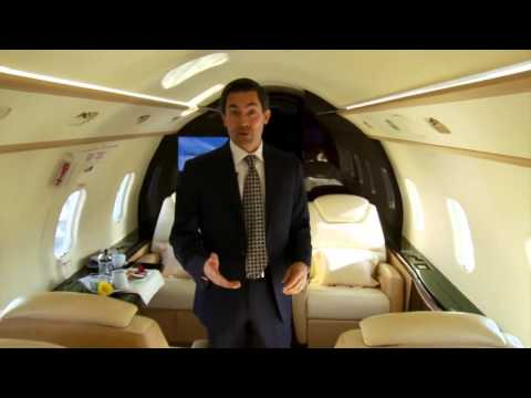 Bombardier Challenger 300 Review