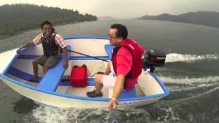 與快特船有約  Quickboats Taiwan 澳洲 摺疊船 快特艇