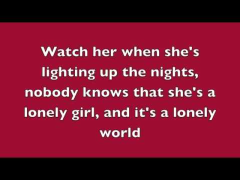 Girl On Fire Alicia Keys {Inferno Version} Feat Nicki Minaj Lyrics