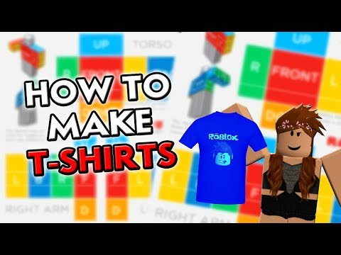 *Without BC* HOW TO MAKE YOUR OWN ROBLOX TSHIRT in 2019! (Fast & Easy) Make Quick Robux!