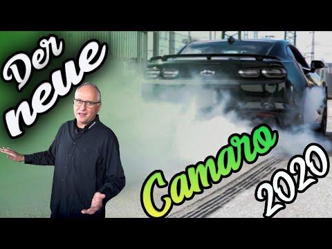 Geigercars - Camaro 2020! Es Geht Weiter!