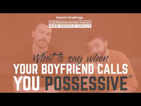 My Boyfriend Still Hangs With His Ex  What Should I Do? | Beard