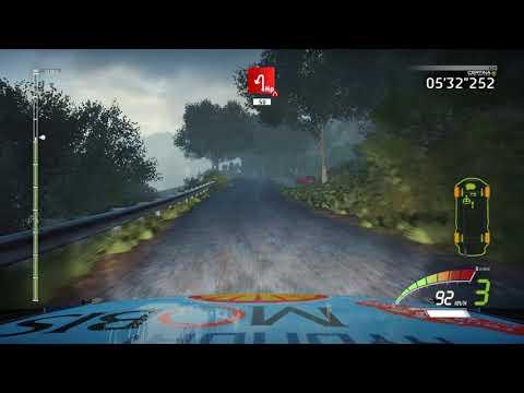 WRC 7 - Online Event - Rallye de France / Antisanti - Poggio di Nazza 08:55.188 (Hyundai i20 WRC)