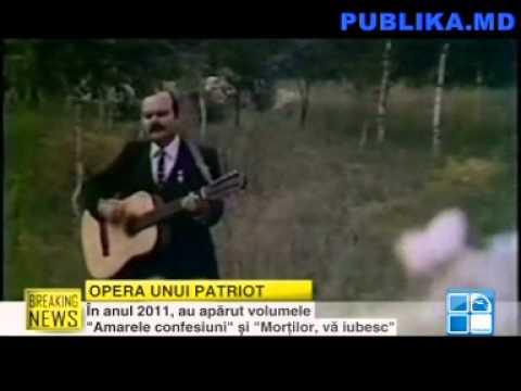 A murit Dumitru Matcovschi