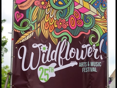 Wildflower Music Festival 2017
