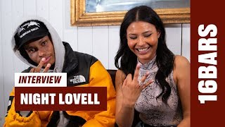 "Night Lovell: ""GOODNIGHT LOVELL"", Production, Fathers Rap Career & Dreams 