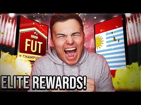 WIR ÖFFNEN MEINE ELITE REWARDS!! FIFA 19 FUT CHAMPIONS PACK OPENING thumbnail