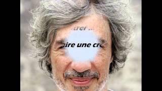 Louis Bertignac - Ces idées là - Lyrics Resimi