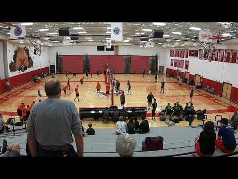 Bethel Park volleyball vs Penn Trafford Fox Chapel tournament