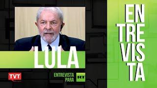 🔴 Entrevista Do Lula Para Canal Russo Na TVT